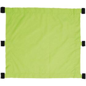 Croozer Zonbescherming voor Kid for 2 groen